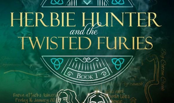Herbie Hunter and the Twisted Furies