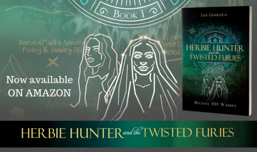 Herbie Hunter and the Twisted Furies Last Generation Book 1