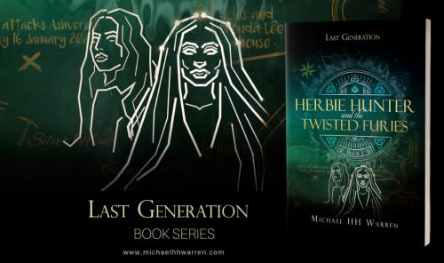 Last Generation Book Series