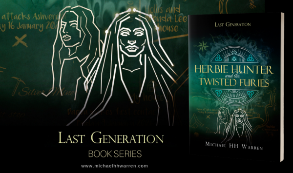 Last Generation Book Series